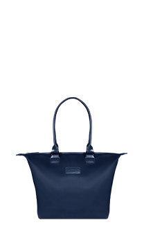 Lipault Lady Plume Tote Bag S Navy