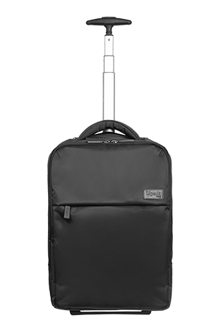 "Lipault Plume Business Sac à dos 2 roues 15"" Gris Anthracite"