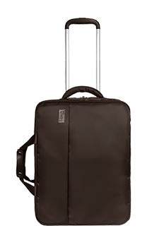 Lipault Plume Business Cabin Luggage 48H 50cm Chocolate