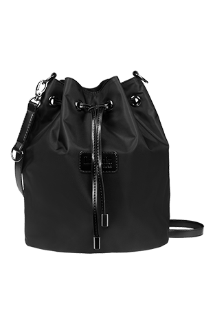 Lipault Lady Plume Bucket Bag S Black