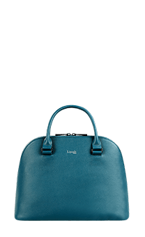 Lipault Plume Elegance Handle Bag M  Duck Blue
