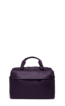 Lipault City Plume Duffle Bag Purple