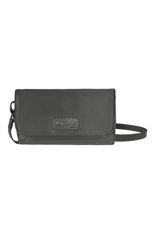 Lipault Lady Plume Pochette S Gris Anthracite