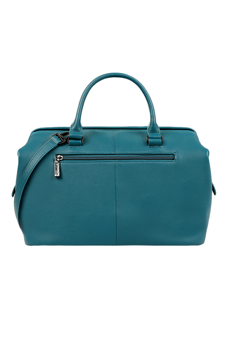 Plume Elegance Shoulder bag Duck Blue | 4