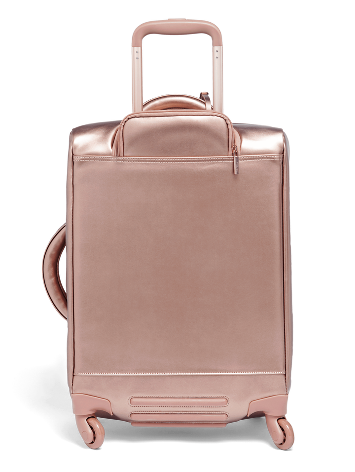 Miss Plume Valise 4 roues 55cm Pink Gold | 2