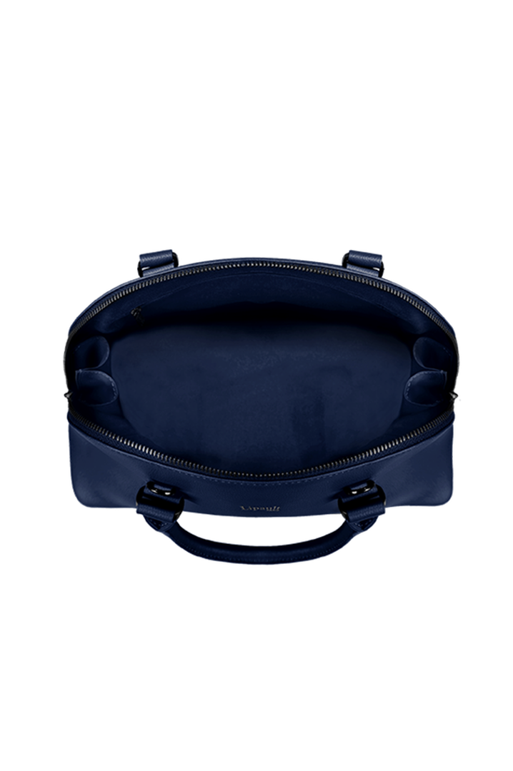 Plume Elegance Handbag M Navy   2