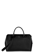 Plume Elegance Shoulder bag Black