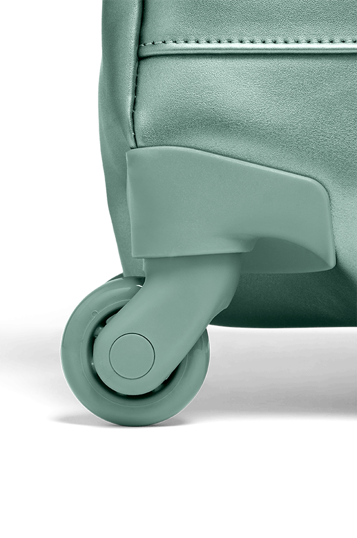 Miss Plume Valise 4 roues 55cm Aqua Green   5