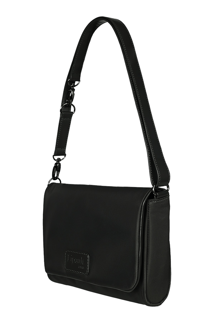 Lady Plume Handbag M Black | 7