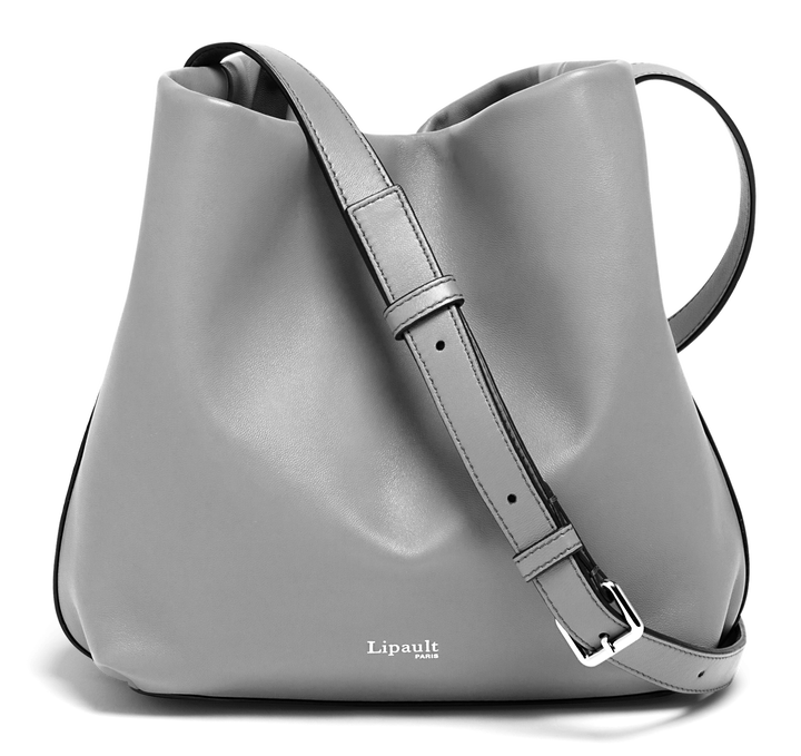 By The Seine Bucket Bag  Magnetic Grey | 1