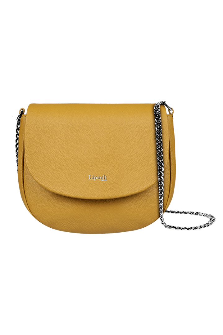 Plume Elegance Saddle Bag Mustard | 4