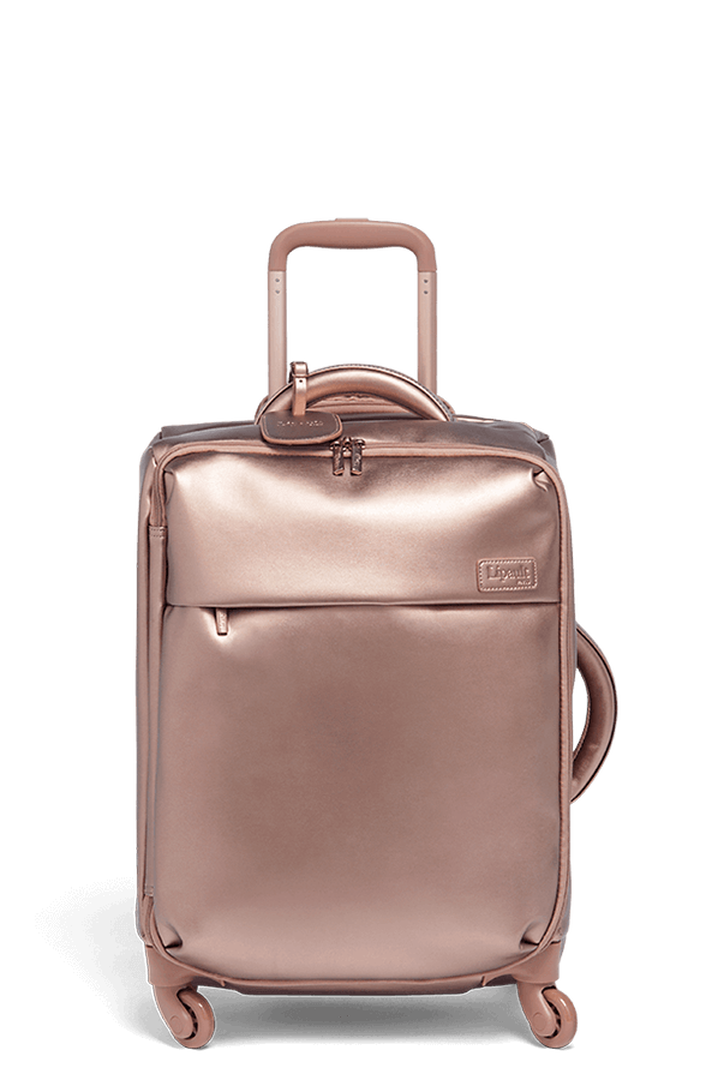 Miss Plume Valise 4 roues 55cm Pink Gold   1