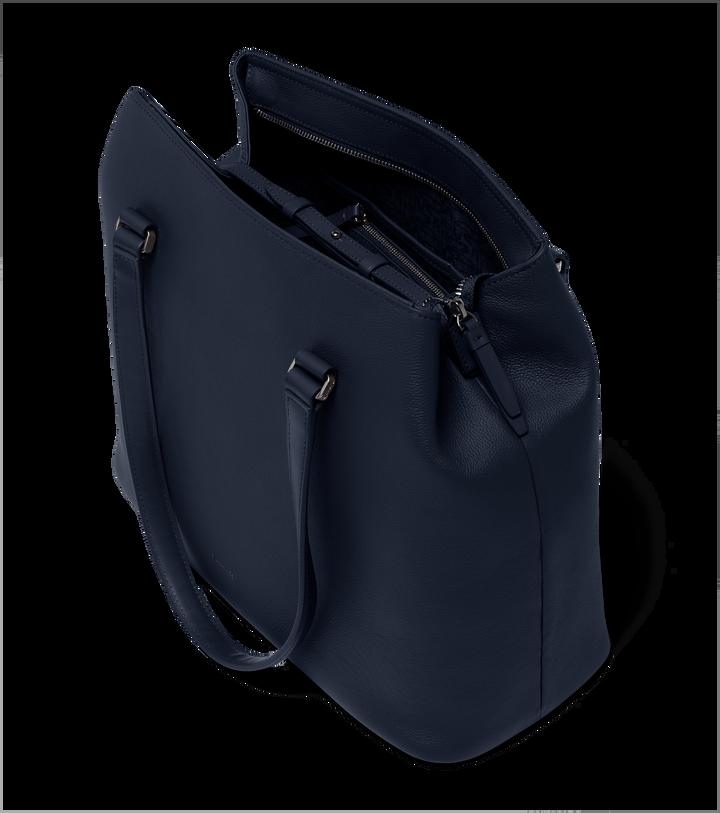 Plume Elegance Sac à main L Bleu Marine | 2