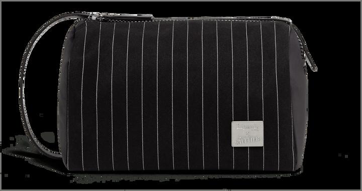 J.P. Gaultier Collab Ampli Trousse de toilette  Noir | 1
