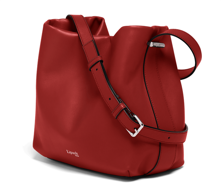 By The Seine Sac seau Cherry Red | 3