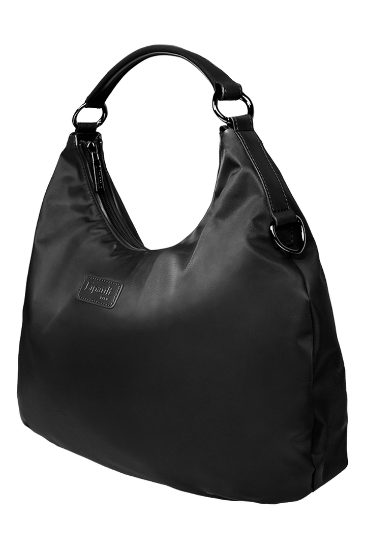 Lady Plume Hobo bag S Black | 2