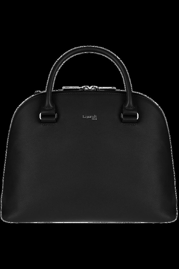 Plume Elegance Handbag M Black | 1