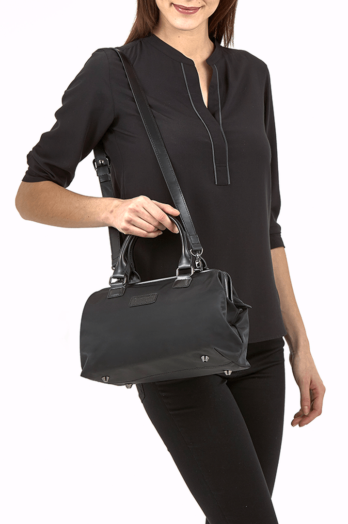 Lady Plume Shoulder bag S Black | 4