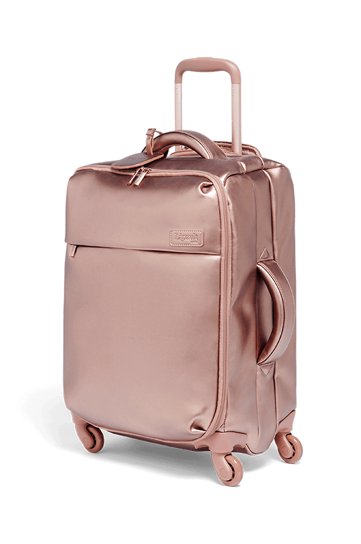 Miss Plume Valise 4 roues 55cm Pink Gold   3