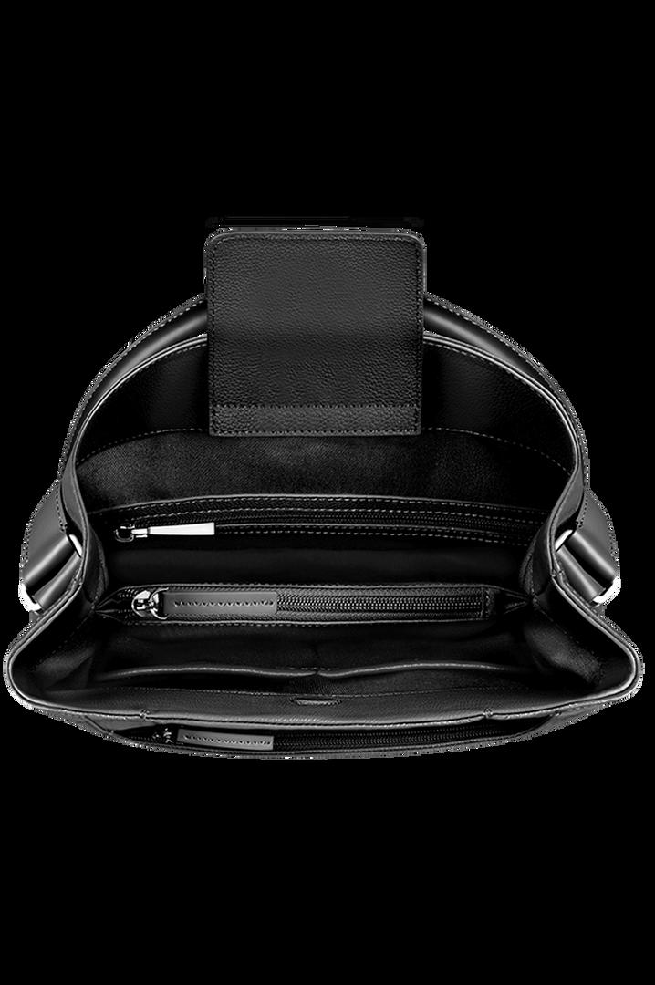 Plume Elegance Hobo bag Black | 2