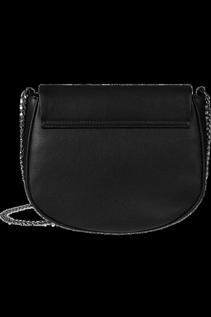 Plume Elegance Sac porté croisé Noir | 4