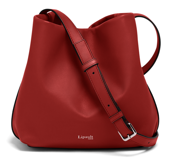 By The Seine Sac seau Cherry Red | 1
