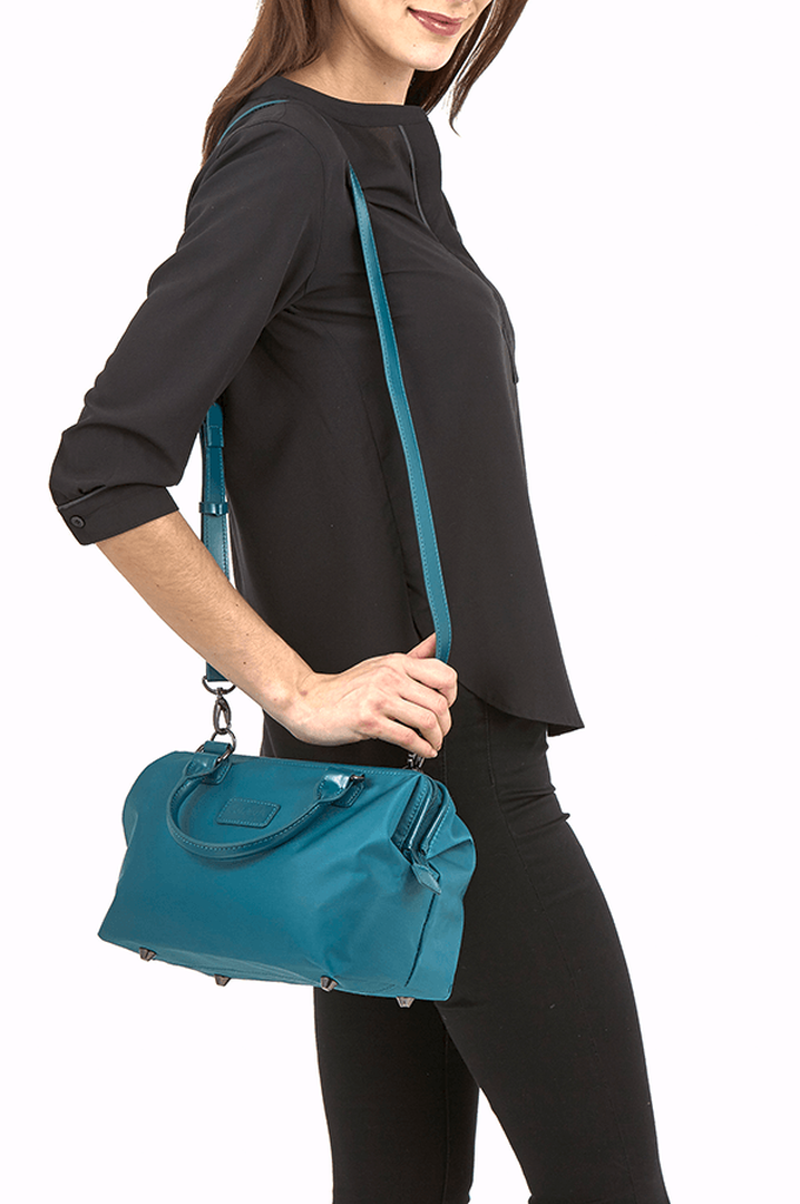 Lady Plume Shoulder bag S Duck Blue | 4
