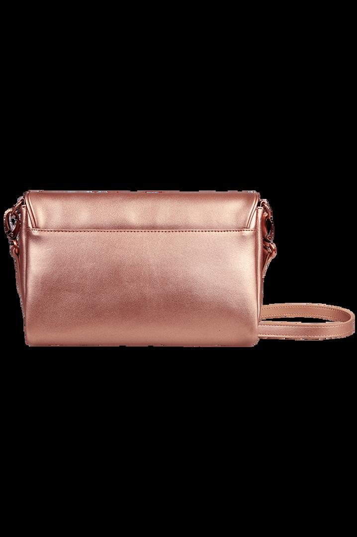 Miss Plume Handbag Pink Gold | 3