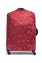 Izak Zenou Collab Luggage Cover L Pose/Garnet Red