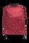 Izak Zenou Collab Housse de protection pour valises L Pose/Garnet Red