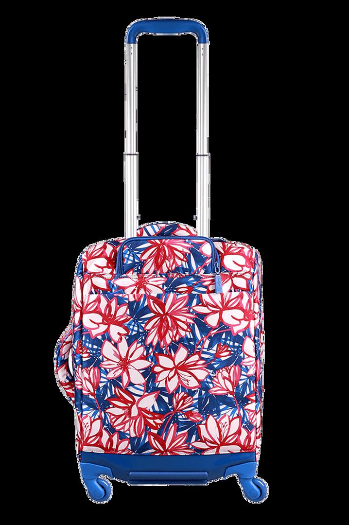 Blooming Summer Spinner (4 wheels) 55cm Flower/Pink/Blue | 3