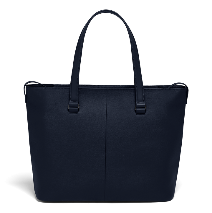 Plume Elegance Sac à main L Bleu Marine | 3