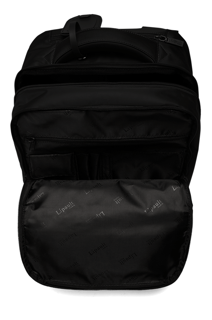 Plume Business Rolling laptop bag Black | 2