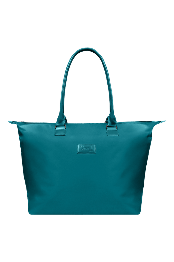 Lady Plume Shopping bag M Duck Blue | 1