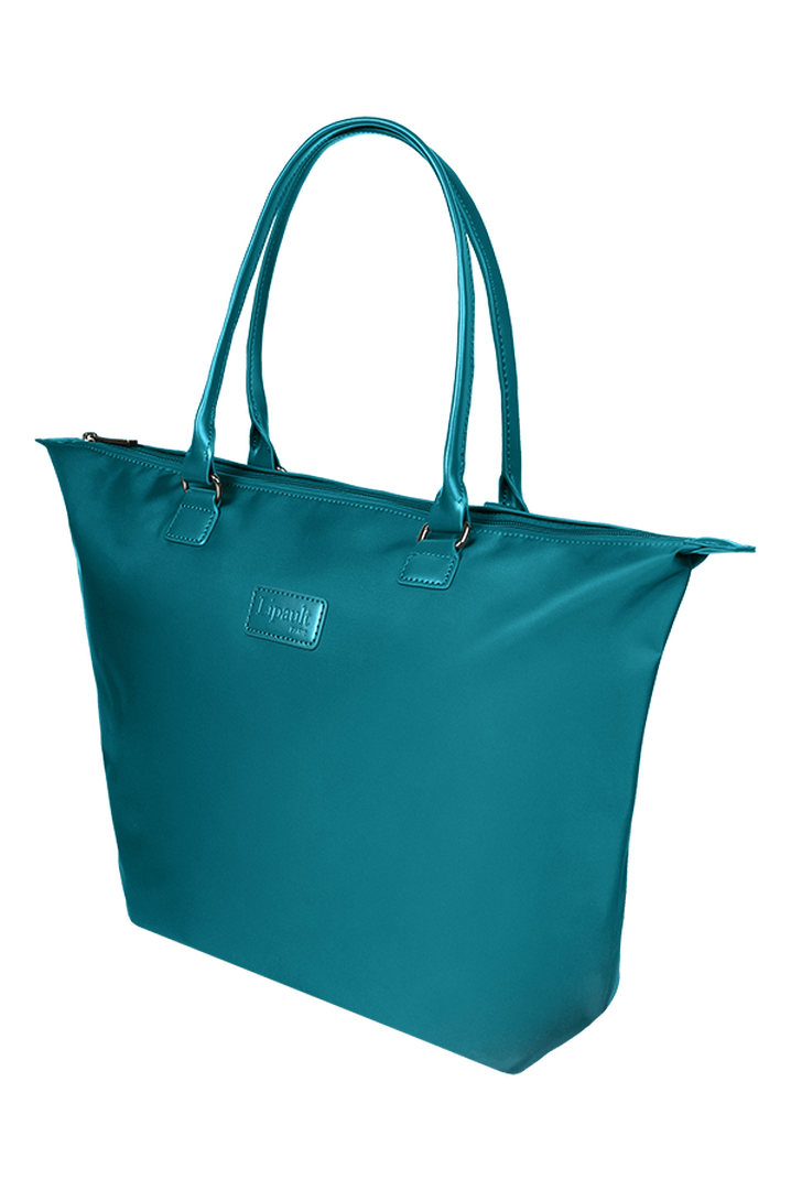 Lady Plume Shopping bag M Duck Blue | 2
