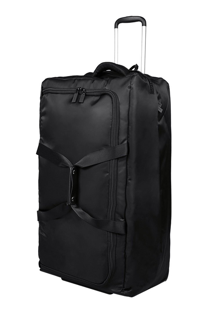 Pliable Duffle with wheels 78cm Black | 5