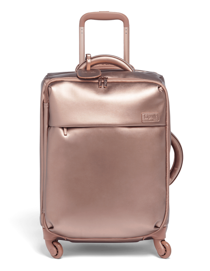 Miss Plume Valise 4 roues 55cm Pink Gold | 1