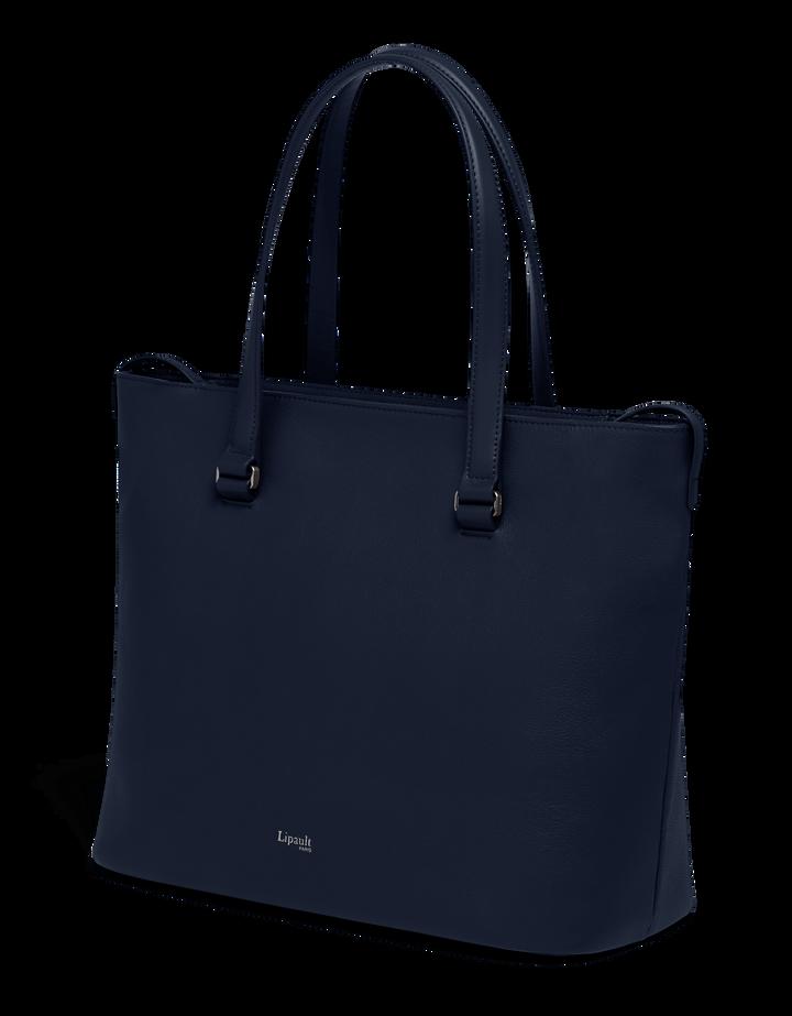 Plume Elegance Sac shopping L Bleu Marine | 3