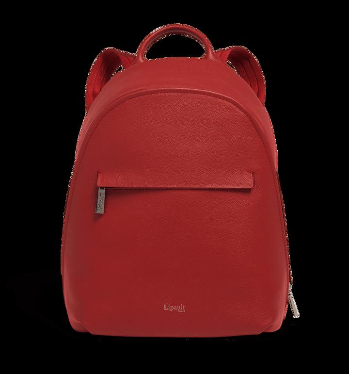 Plume Elegance Sac à dos Rouge | 1