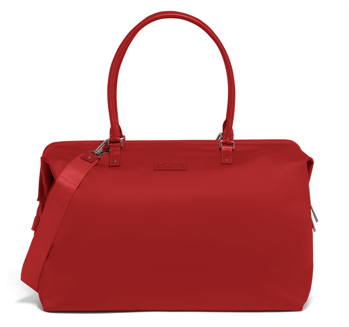 Lady Plume Sac week-end M Cherry Red | 1
