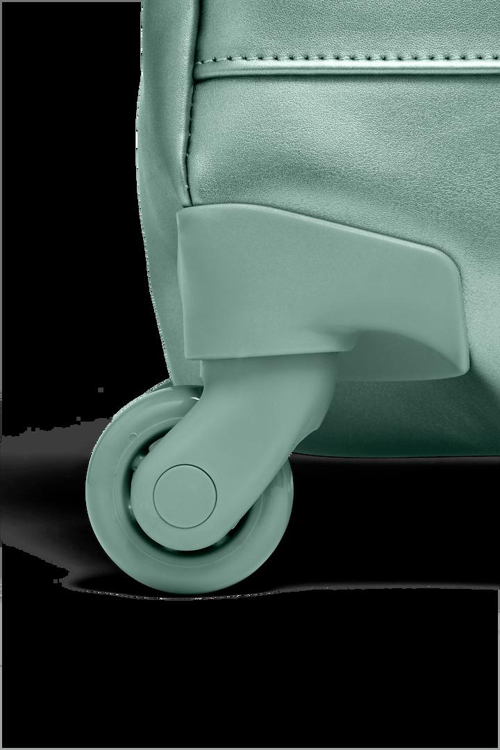 Miss Plume Valise 4 roues 55cm Aqua Green | 5