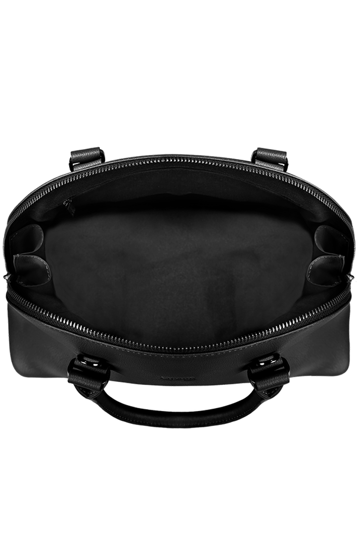 Plume Elegance Handbag M Black | 2