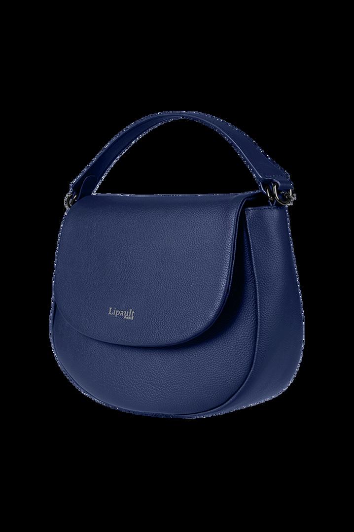 Plume Elegance Sac porté croisé Bleu Marine   6
