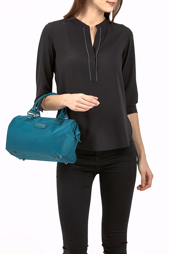 Lady Plume Shoulder bag S Duck Blue | 3