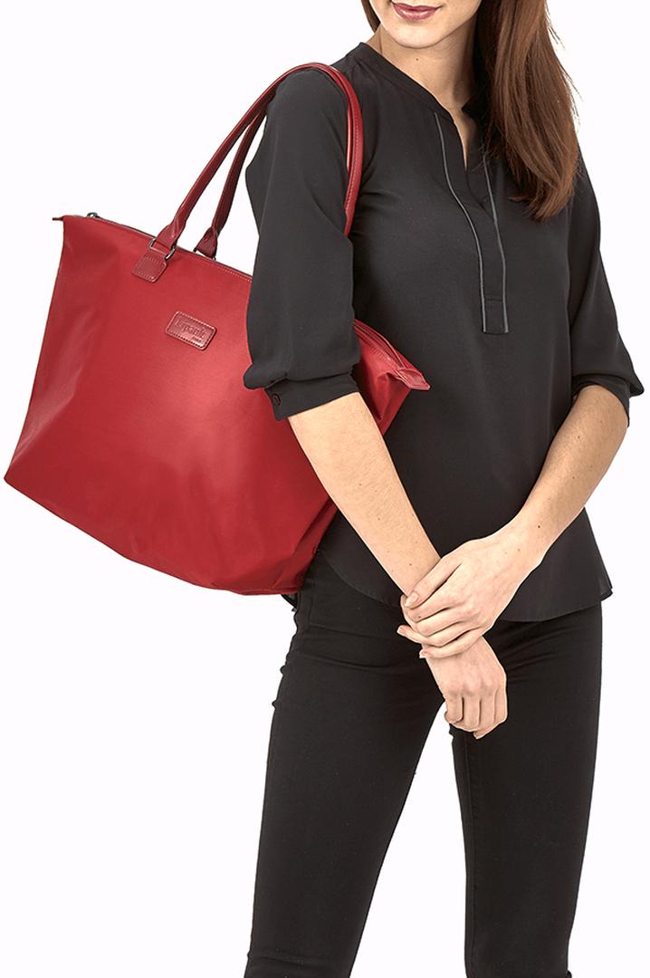 Lady Plume Shopping bag M Ruby | 3