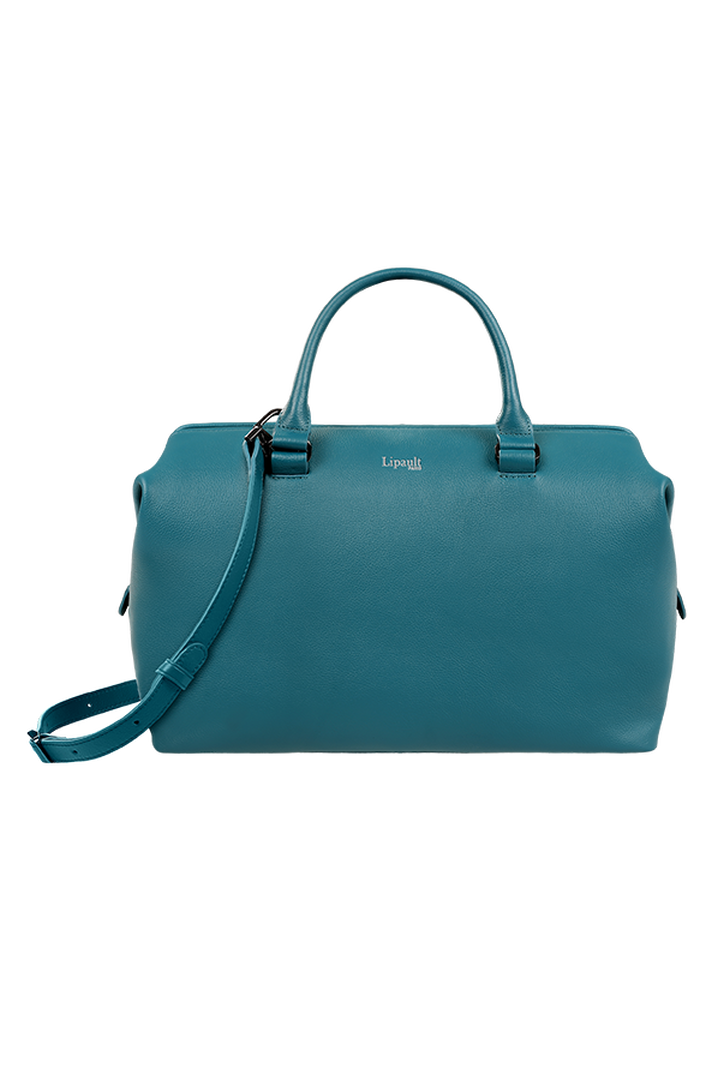 Plume Elegance Shoulder bag Duck Blue | 1