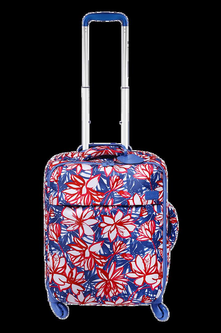 Blooming Summer Spinner (4 wheels) 55cm Flower/Pink/Blue | 1