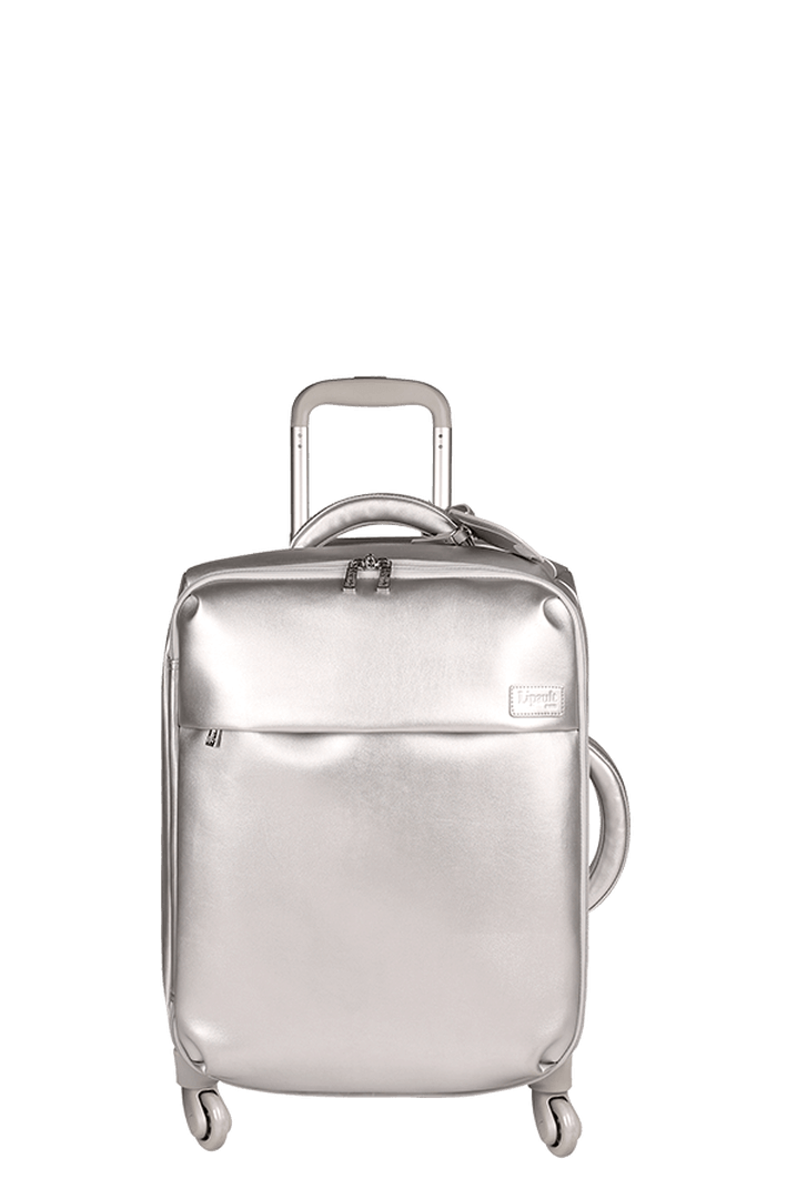 Miss Plume Valise 4 roues 55cm Silver | 1