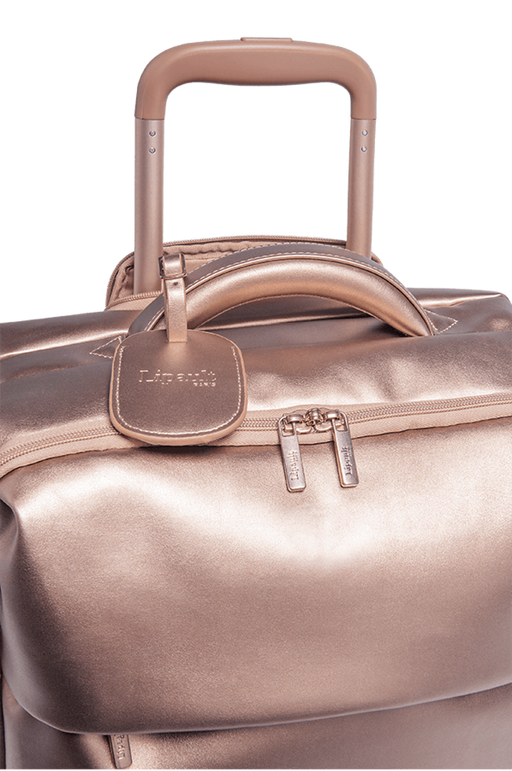 Miss Plume Valise 4 roues 55cm Pink Gold   5