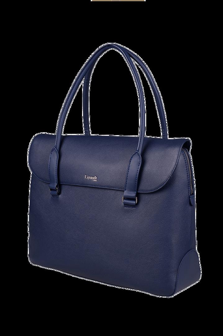 Plume Elegance Briefcase Navy | 4